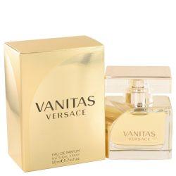 Vanitas By Versace Eau De Parfum Spray 1.7 Oz For Women #481350