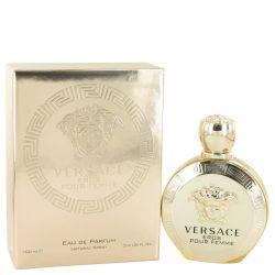 Versace Eros By Versace Eau De Parfum Spray 3.4 Oz For Women #528971