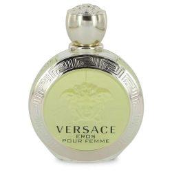 Versace Eros By Versace Eau De Toilette Spray (Tester) 3.4 Oz For Women #543777