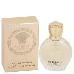Versace Eros By Versace Mini Edp .17 Oz For Women #535429
