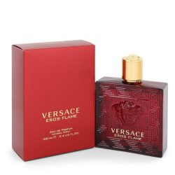 Versace Eros Flame By Versace Eau De Parfum Spray 3.4 Oz For Men #544913