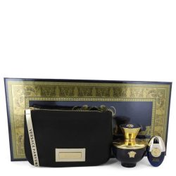 Versace Pour Femme Dylan Blue By Versace Gift Set -- For Women #547710