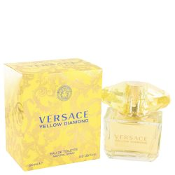 Versace Yellow Diamond By Versace Eau De Toilette Spray 3 Oz For Women #489848