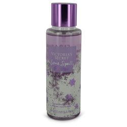 Victorias Secret Love Spell Frosted By Victorias Secret Fragrance Mist Spray 8.4 Oz For Women #547468