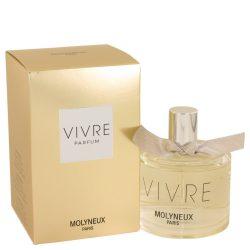 Vivre By Molyneux Eau De Parfum Spray 3.38 Oz For Women #538598