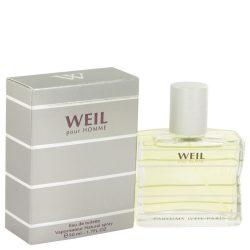 Weil Pour Homme By Weil Eau De Toilette Spray 1.7 Oz For Men #516337