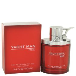 Yacht Man Red By Myrurgia Eau De Toilette Spray 3.4 Oz For Men #498683