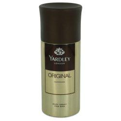 Yardley Original By Yardley London Deodorant Body Spray 5 Oz For Men #543551
