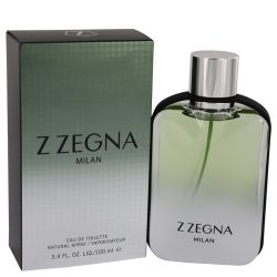 Z Zegna Milan By Ermenegildo Zegna Eau De Toilette Spray 3.4 Oz For Men #541361