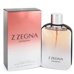 Z Zegna Shanghai By Ermenegildo Zegna Eau De Toilette Spray 3.4 Oz For Men #546984