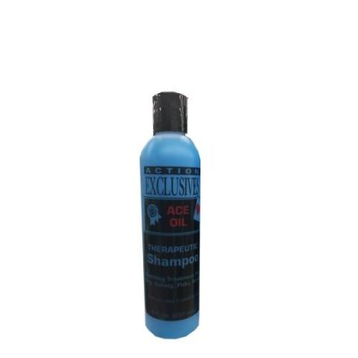 Action Exclusives Therapeutic Shampoo 8 Oz