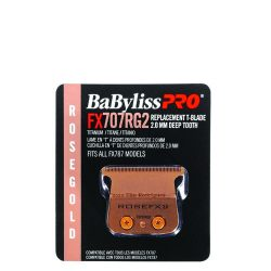 Babyliss Blade Fx707Rg2 Deep Tooth Rorsegold