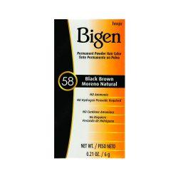 Bigen 58 Black Brown