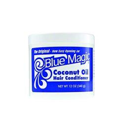 Blue Magic Coconut Oil 12 Oz