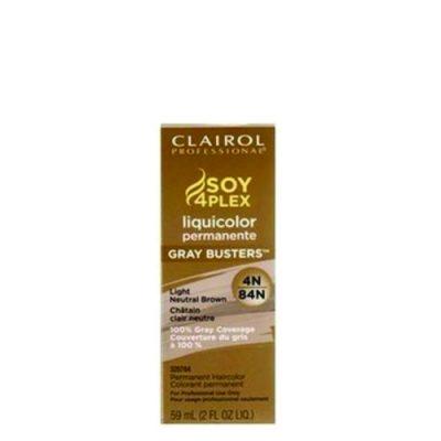 Clairol Liquid Color 4N / 84N Light Neutral Brown