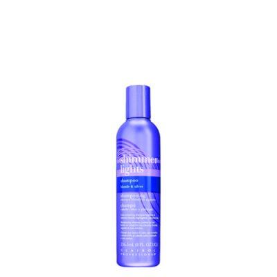 Clairol Shimmer Light Shampoo Blonde & Silver 8 Oz