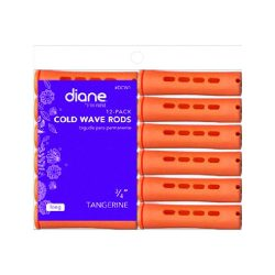 Diane Cw1 Cold Wave Rods 3/4″ Tangerine