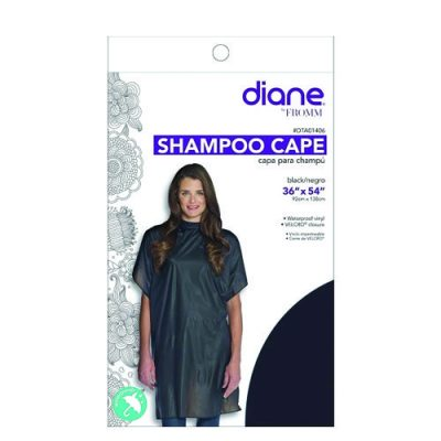 Diane Shamp Cape Black Dta01406