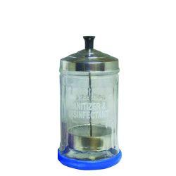 Dl Glass Manicure Jar 21 Oz