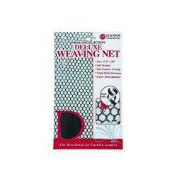 Donna Deluxe Weaving Net Blk 11084