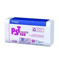 Graham Pst Towel-158 50/Pk