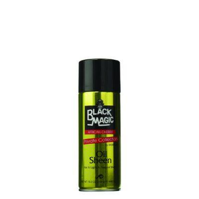 Isoplus Black Magic Oil Sheen-Af/Cherry 10 Oz