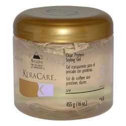 Kera Care Clear Protein Styling Gel 16 oz