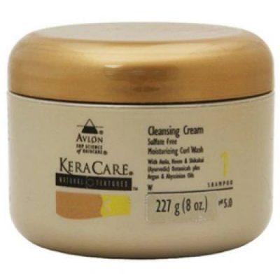 Kera Care Natural Textures Cleansing Cream 8 oz