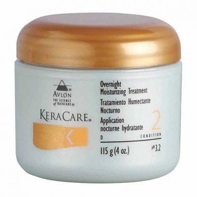 Keracare Overnight Moisturizing Treatment 4 oz