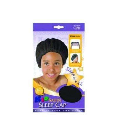 M&M 055 Kid Sleep Cap Bk