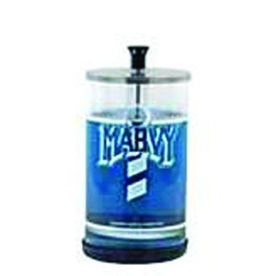 Marvy Sanitizing Jar #6 25 Oz Glass