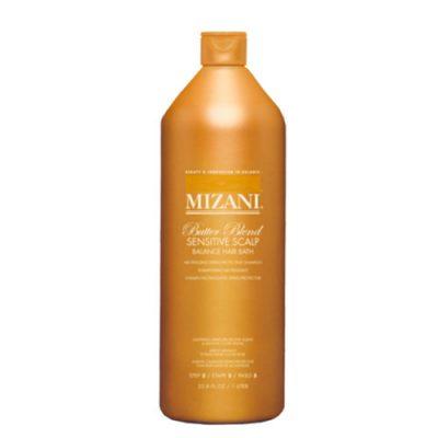 Mizani Butter Blend Balance Hair Bath Sensitive Neutralizing Shamp 33.8 Oz