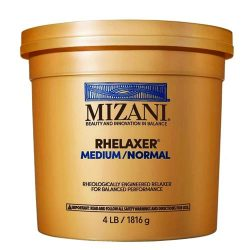 Mizani Relaxer Medium 4 Lbs