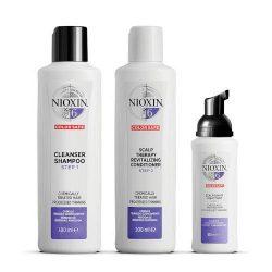 Nioxin System 6 Kit 300+300+100