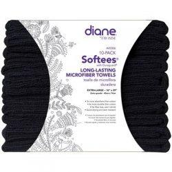 Softees Towels Blk