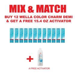 Wella Color Charm Demi