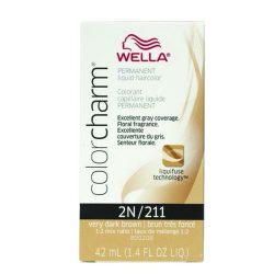 Wella Color Charm Liquid 211/2N Very Dark
