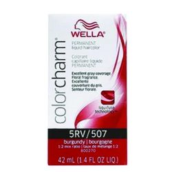 Wella Color Charm Liquid 5Rv/507 Burgundy