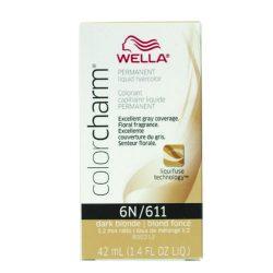 Wella Color Charm Liquid 611 Dark Blonde