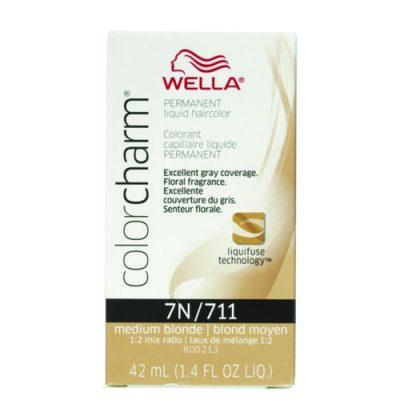 Wella Color Charm Liquid 711/7N Medium Blonde