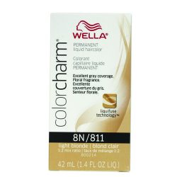 Wella Color Charm Liquid 811/8N Light Blond