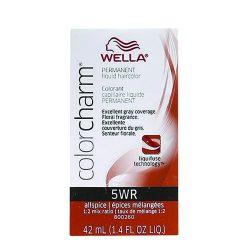 Wella Color Charm Liquid Color 5Wr Allspice