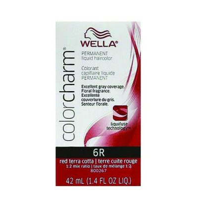 Wella Color Charm Liquid Color 6R Red Terra Cotta