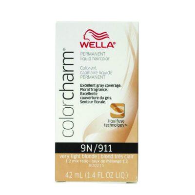 Wella Color Charm Liquid Color 911/9N