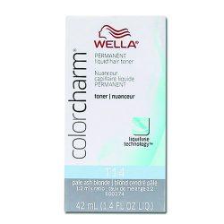 Wella Color Charm Liquid T14 Pale Ash Blonde