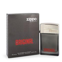 Zippo Original Cologne By Zippo Eau De Toilette Spray